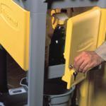 6181 Locking Cabinet Access