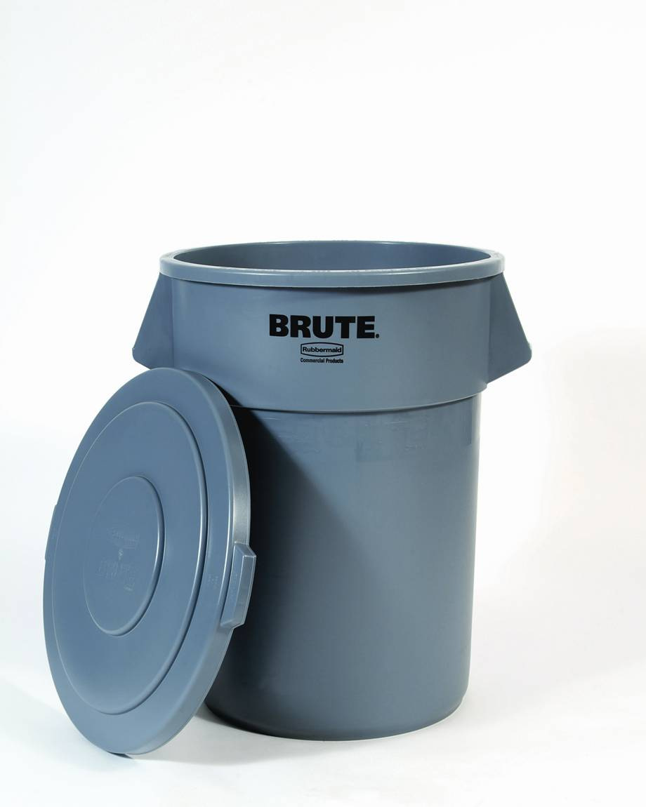 Rubbermaid Brute 2654 Lid for 2655 Brute Containers  |Rubbermaid Agricultural Products