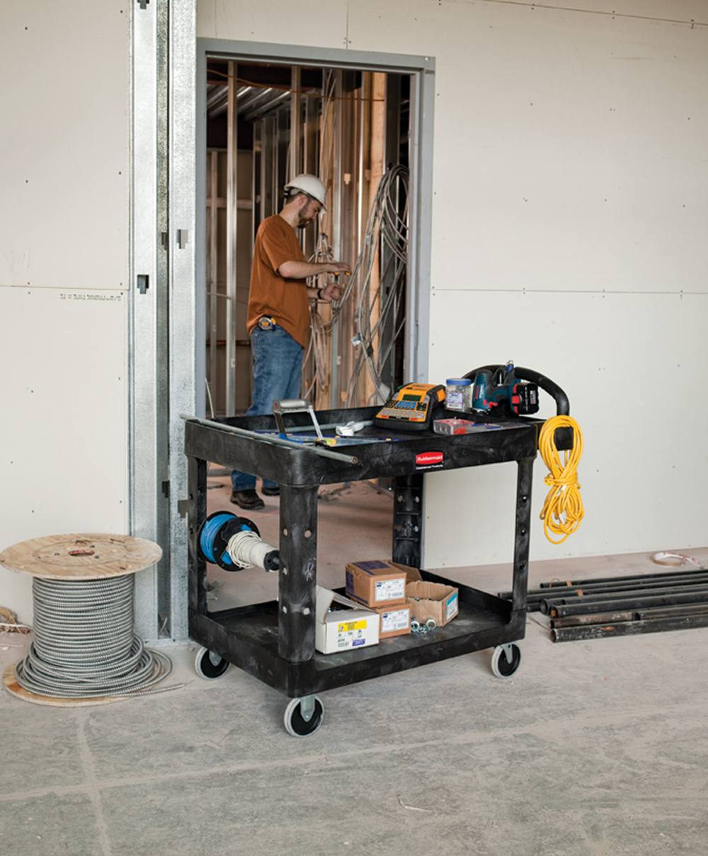 rubbermaid hd 2shelf utility cart - Rubbermaid Utility Cart