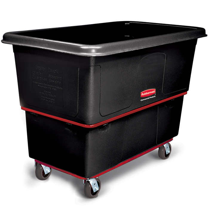 rubbermaid service truck
