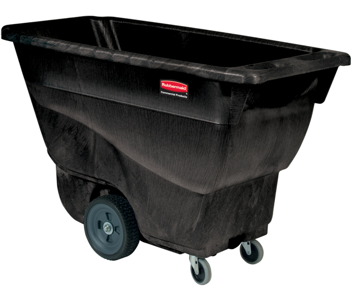 Rubbermaid ST7E Square Waste Step-Can  |Rubbermaid Agricultural Products