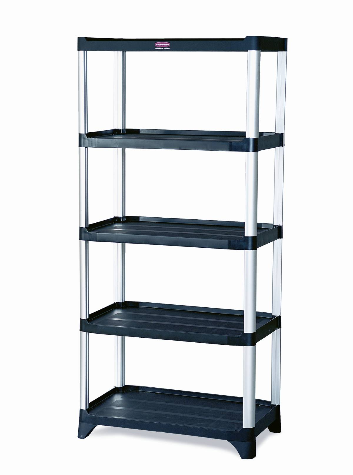 Rubbermaid 9T39 Shelving 5 Shelf Unit