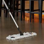 "View: 1867397 Executive 18"" Multi Purpose Microfiber Rubbermaid Pulse� Dust Flat Mop, Single-Sided Pack of 6"