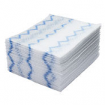 View: 1928024 Rubbermaid HYGEN� Disposable Microfiber Cloth Bulk Pack