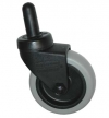 View: 7570L2 Plastic Caster With Metal Insert