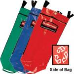 View: 9T93-01 Recycling Bag with Universal Recycling Symbol - Set of 3 Colors (Red, Green, Blue)