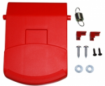 View: FG4300L9 Foot Pedal Kit for 4300 Convertible Cart