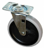 View: FG4501L2 5 inch swivel caster