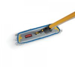 View: Q805 Rubbermaid Flow Flat Mop Pack of 6